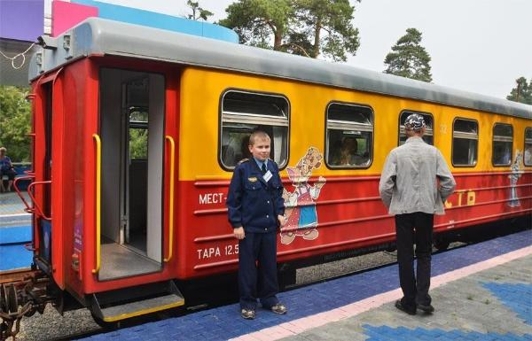 Челябинская детская железная дорога открывает 69-й сезон пассажирских перевозок