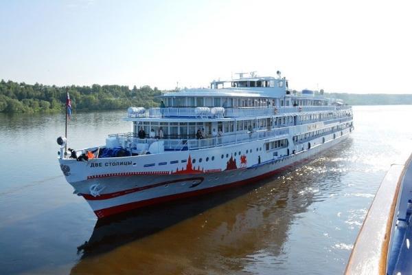 Путешествия между Москвой и Казанью на теплоходах