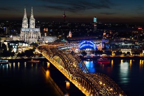 Почти 84 млн ночевок совершили иностранные туристы в Германии в 2017 году