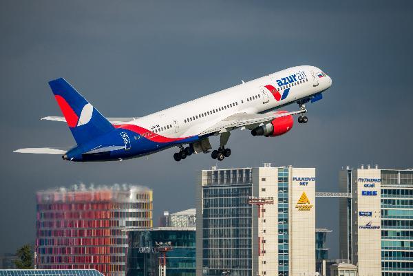 Чартерный рейс впервые связал Анталью с Калугой