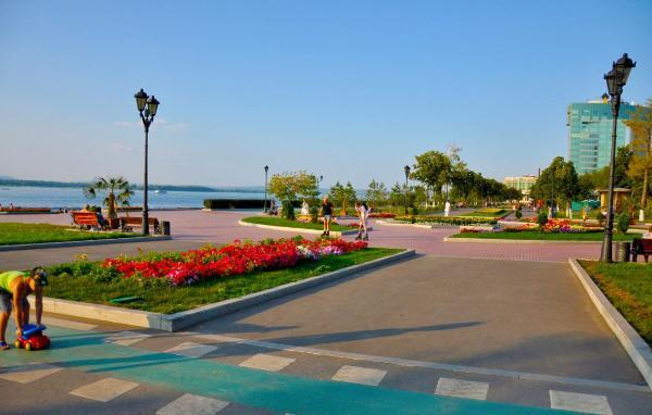 Самарские власти обещают открыть четвертую очередь набережной в конце мая