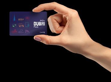 Весь Дубай в одной карточке Dubai Pass