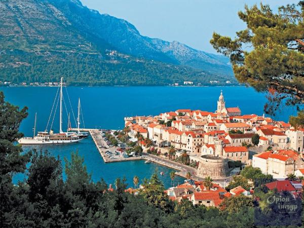 Туроператор объявил о начале продаж пакетных туров в Хорватию
