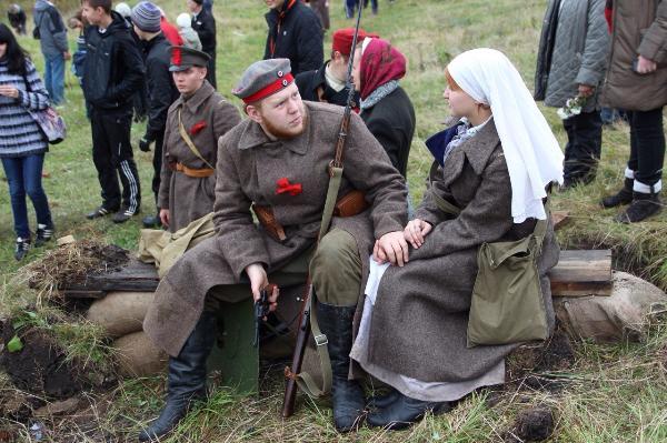 Более 10 тыс. человек ожидается на фестивале исторической реконструкции в Свердловской области