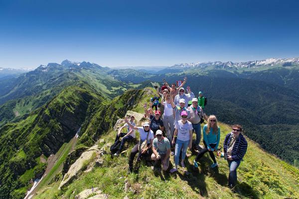 Краснодарский край на майские праздники принял рекордное число туристов