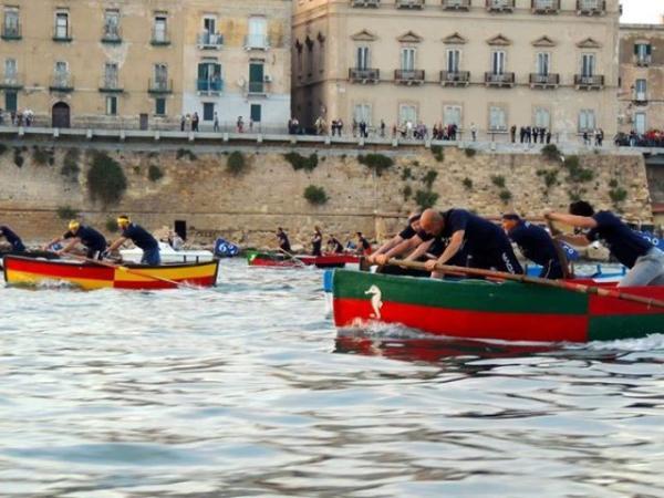 Костюмированная регата «Пальо-ди-Таранто» пройдет 3 июня и 21 июля 2018