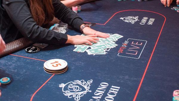В Сочи пройдет фестиваль покера