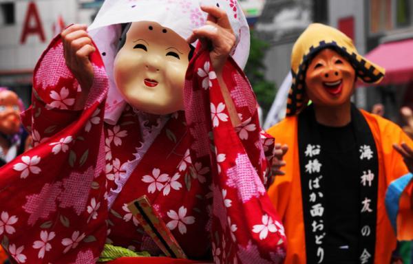 Токио приглашает на праздник «Сибуя Охара»