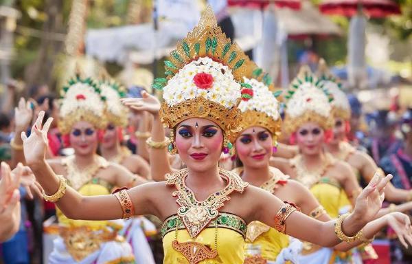 Арт-фестиваль на Бали познакомит с искусством острова