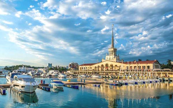 Лучшие курорты России 2018 года