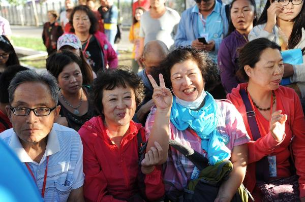 Москву и Санкт-Петербург на майские праздники посетило более 20 тыс. китайских туристов