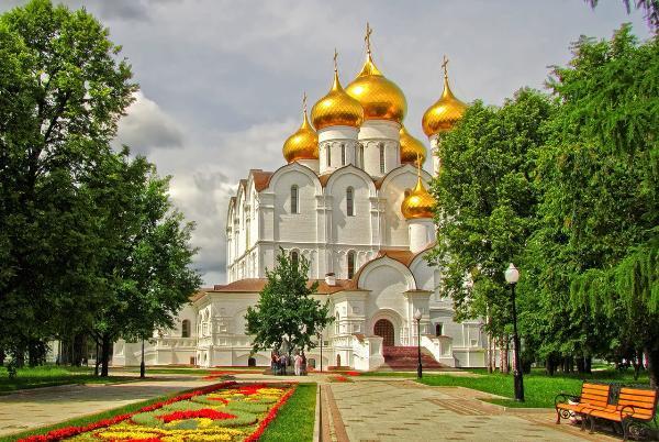 Ростуризм назвал Ярославскую область одним из ведущих регионов по развитию туризма