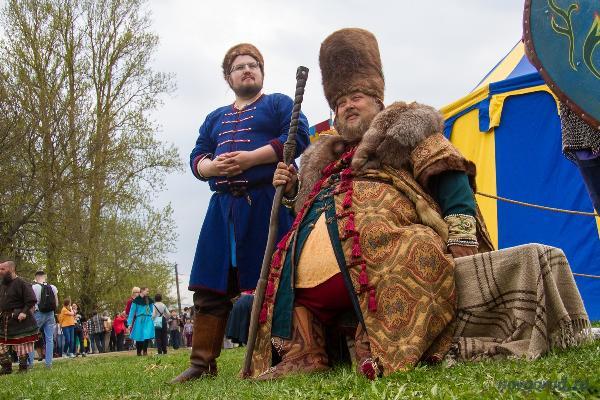 Организаторы Ганзейской недели в Великом Новгороде ожидают около 1,5 тыс. участников