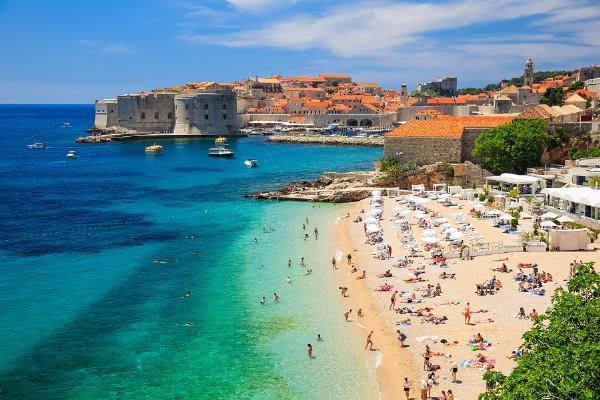 Хорватия ждет 150 тысяч российских туристов в этом году