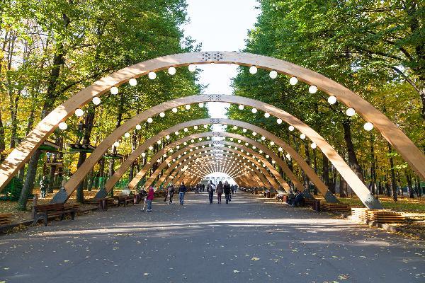 Власти Москвы могут разработать карту маршрутов экологического туризма