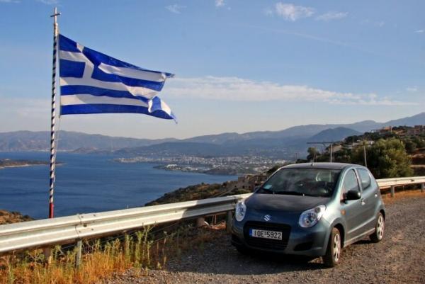 Международные права понадобятся россиянам в Греции для аренды авто