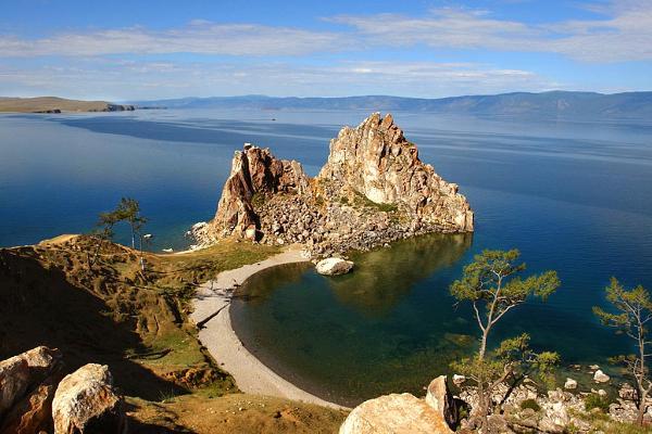На острове Ольхон откроют первый на Байкале общественный пляж