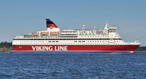 Viking Line увеличит число отправлений в Таллинн в летнее время