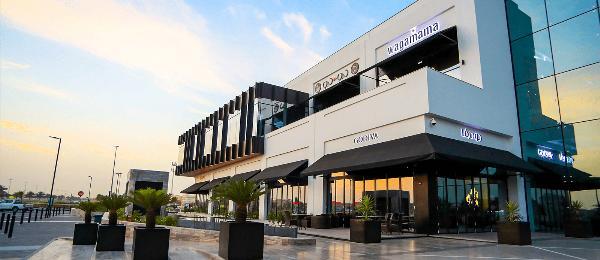 В Шардже открылся торговый центр нового поколения