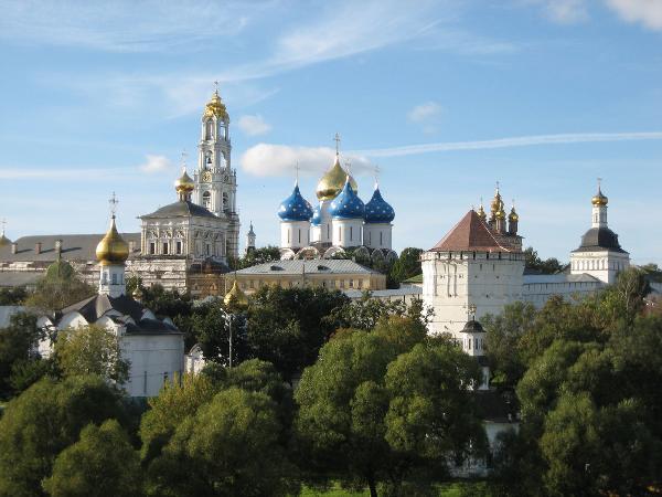 Сергиев Посад в 2018 году примет 2 млн туристов