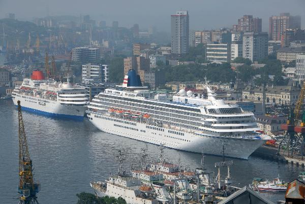 Ростуризм предложил создать стратегию развития круизного туризма в ДФО