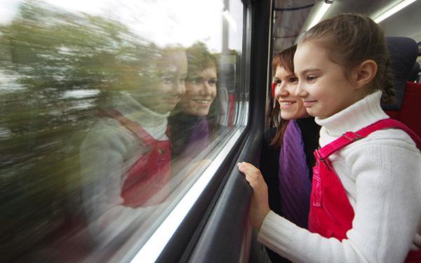 Школьный туристический поезд будет курсировать между Челябинском и Златоустом