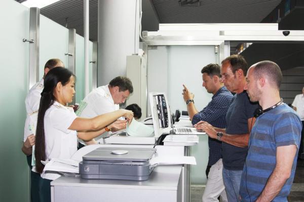 Таможенники Юга России не ожидают проблем из-за наплыва туристов во время ЧМ-2018