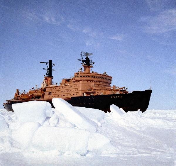 Власти Приморья предлагают проводить круизы на дальневосточных ледоколах