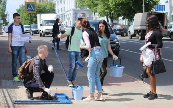 Курские школьники создали турмаршрут без экскурсовода «Синяя линия»