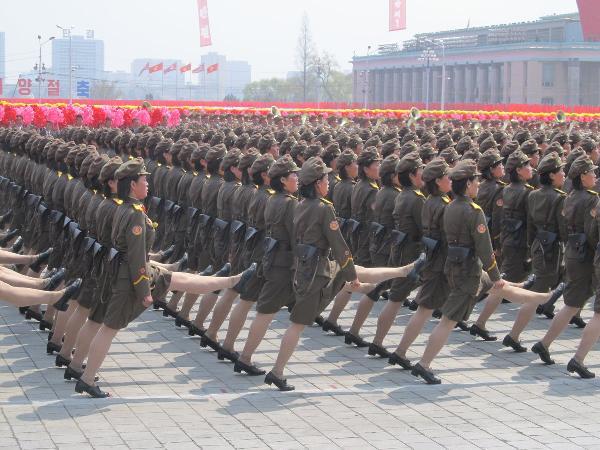 Туркомпании из КНДР предлагают россиянам лично увидеть военный парад в Пхеньяне