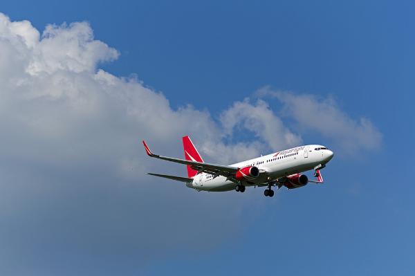 Росавиация сократила чартерную программу трех авиакомпаний