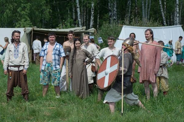 Турниры, бои и конкурсы пройдут в рамках фестиваля «Русь изначальная» в Подмосковье