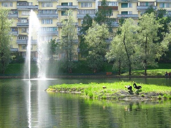 Лишь две московские зоны отдыха приняты в эксплуатацию перед началом летнего сезона