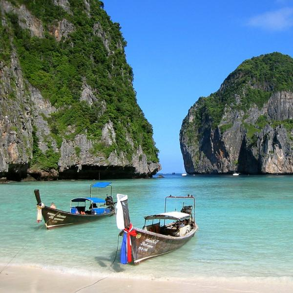 В Таиланде на четверть выросло количество туристов из РФ