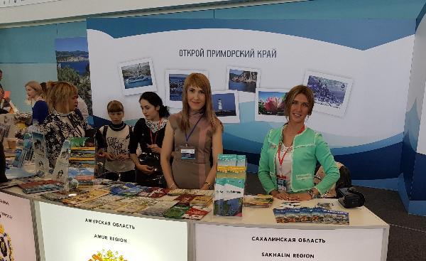 Свыше 100 компаний приняли участие в Тихоокеанской туристской выставке