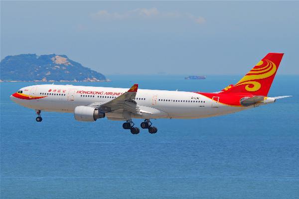 Авиакомпания Hong Kong Airlines запустила прямой рейс в Москву