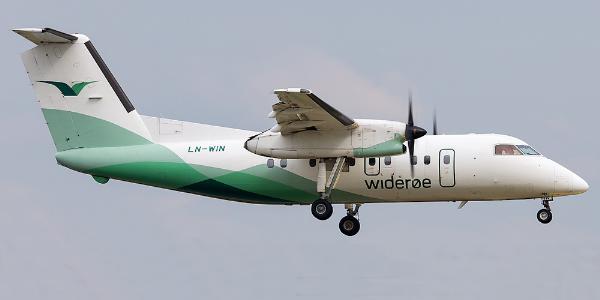 Widerøe предлагает экономить на перелетах по Норвегии