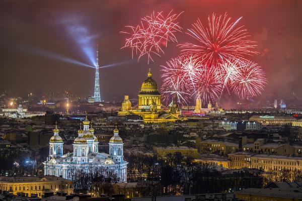 В Санкт-Петербурге отметят 315-летие города