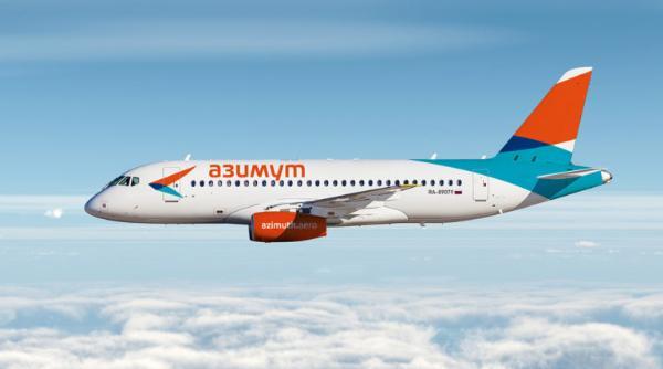 Авиакомпания «Азимут» потеснила «Победу» в рейтинге самых бюджетных перевозчиков