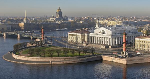 Полтавченко ожидает, что Петербург посетят восемь миллионов туристов за год
