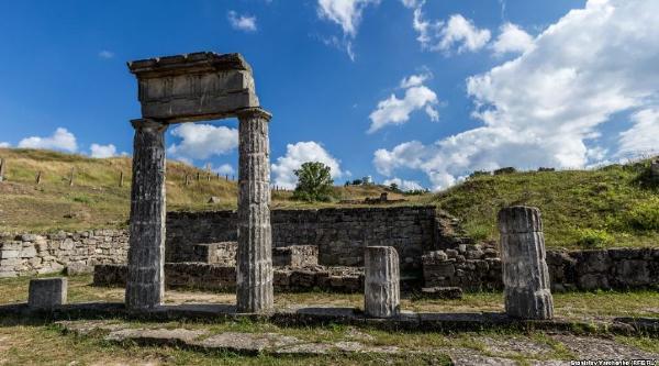 Музейно-археологический кластер «Ворота Крыма» предложили открыть в Керчи