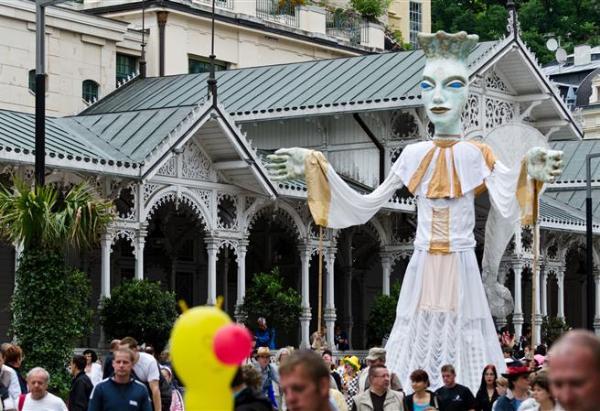 Карловарский карнавал пройдет 2 июня