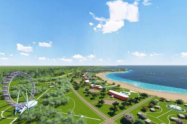 Центр пляжного туризма появится в Южном Казахстане