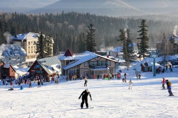 Власти Кузбасса изучают логистику горнолыжного курорта Шерегеш