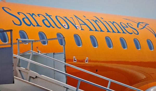 «Интурист» отменяет рейсы на «Саратовских авиалиниях» до 15 июня