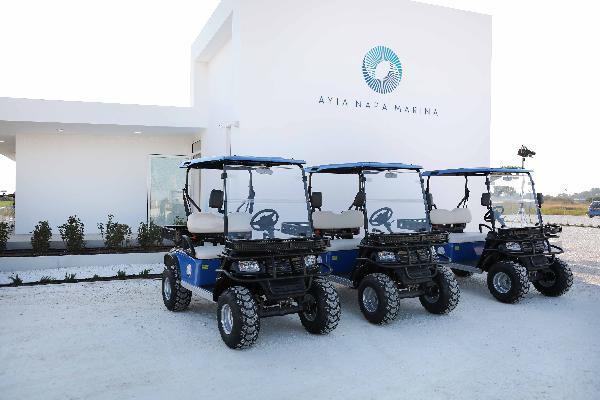 Состоялось официальное открытие офиса продаж жилого комплекса Айя-Напа Марина на Кипре