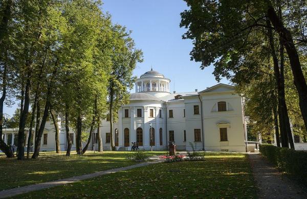 Карамзинскую березовую рощу восстановят в усадьбе «Остафьево»