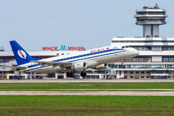 На сибирский рынок авиаперевозок вернулись прямые рейсы в Беларусь