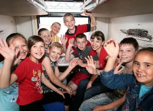 Компания «РЖД» готова к школьным каникулам