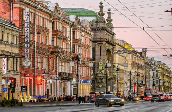 В петербургских отелях почти не осталось мест на время ЧМ-2018
